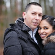 Nadia en Carlos